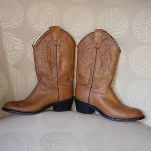 Youth western boots- Old West